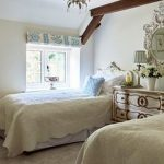 85 Master Bedroom Decoration Models With Two Beds Feel Comfortable In Use 81