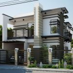 88 Contemporary Residential Architecture Design Model Ideas That Look Elegant 6