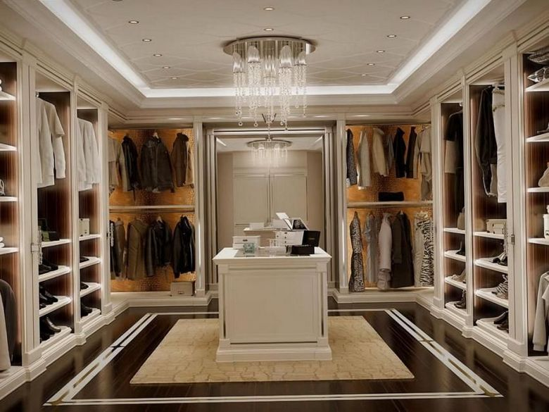 90 Modern Master Closet Models That Inspire Your Home Decor 1