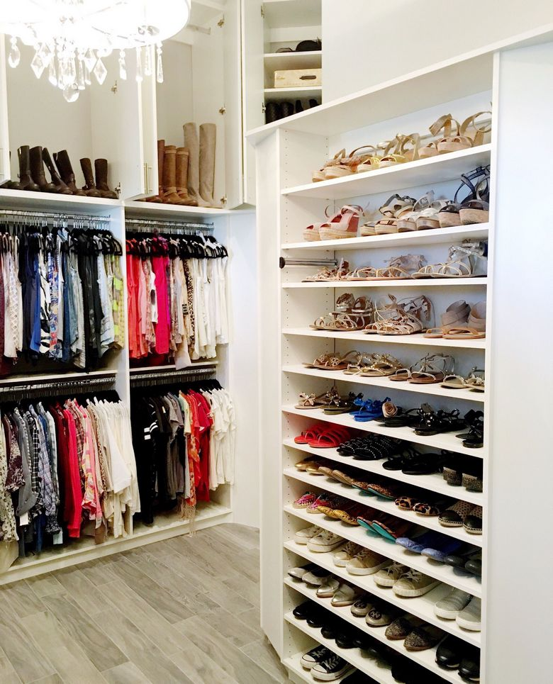 90 Modern Master Closet Models That Inspire Your Home Decor 19