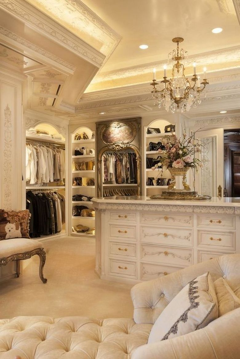 90 Modern Master Closet Models That Inspire Your Home Decor 28