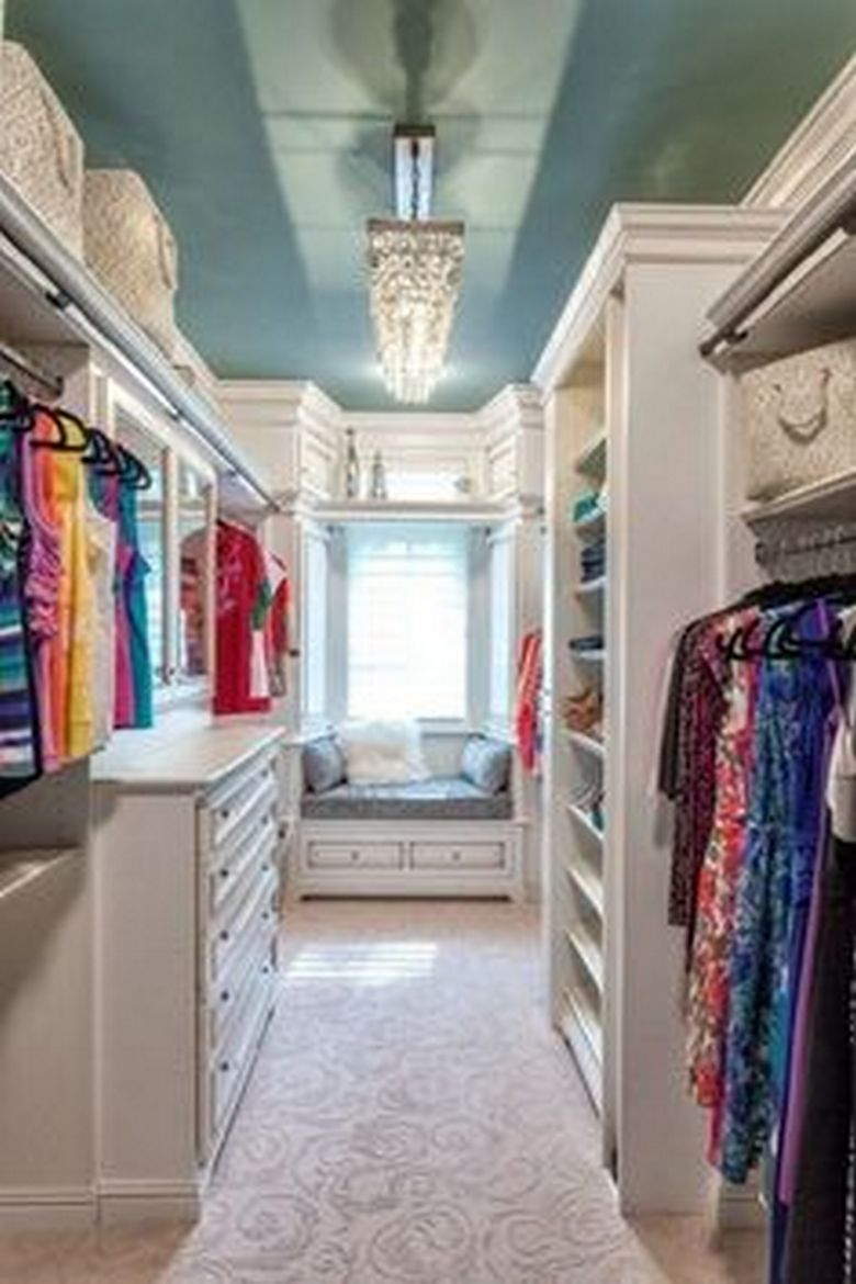90 Modern Master Closet Models That Inspire Your Home Decor 44