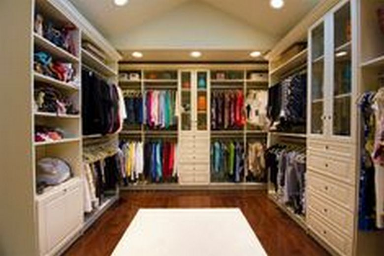 90 Modern Master Closet Models That Inspire Your Home Decor 73