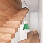 95 Cool Modern Staircase Designs For Homes (12)