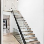 95 Cool Modern Staircase Designs For Homes (17)
