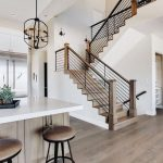 95 Cool Modern Staircase Designs For Homes (31)