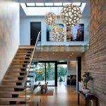 95 Cool Modern Staircase Designs For Homes (35)