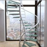 95 Cool Modern Staircase Designs For Homes (56)