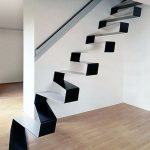 95 Cool Modern Staircase Designs For Homes (64)