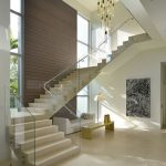 95 Cool Modern Staircase Designs For Homes (71)