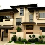 89 Models Beautiful Modern Exterior House Paint 11