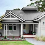 89 Models Beautiful Modern Exterior House Paint 18