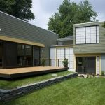 89 Models Beautiful Modern Exterior House Paint 31