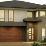 89 Models Beautiful Modern Exterior House Paint 41