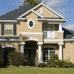 89 Models Beautiful Modern Exterior House Paint 6