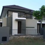 89 Models Beautiful Modern Exterior House Paint 9