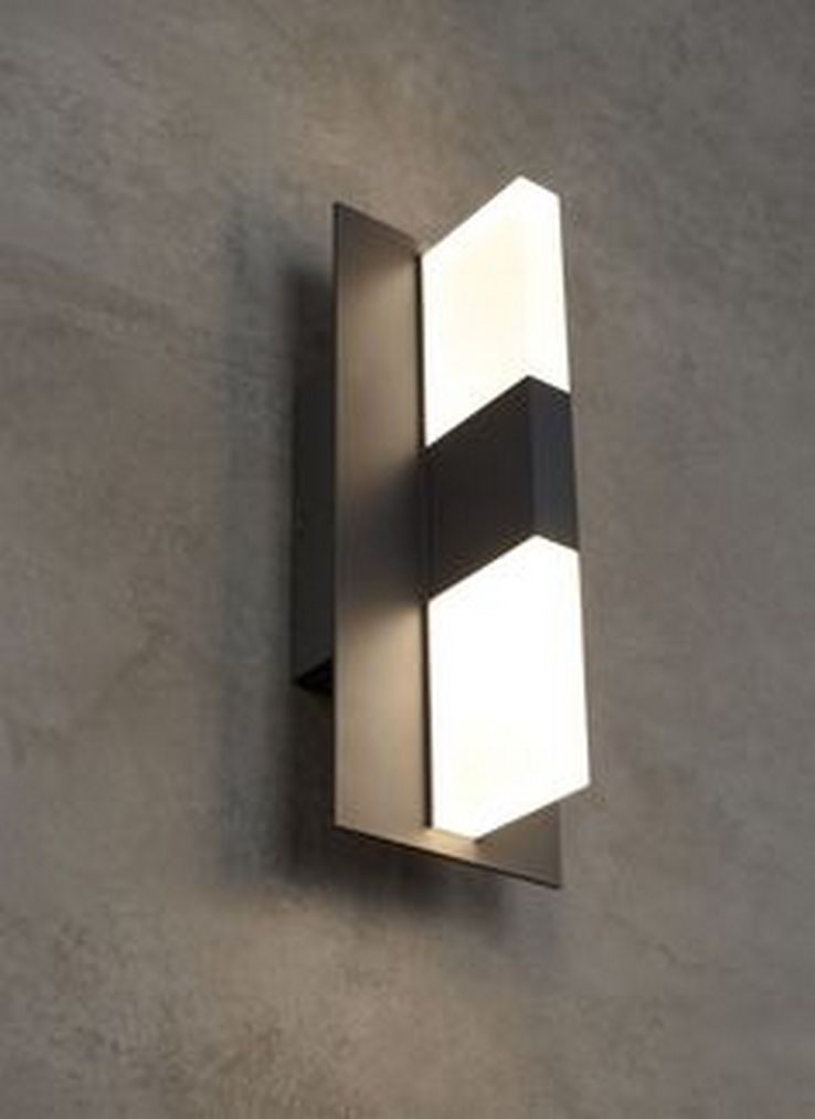 97 Choices Unique Elegant Lighting LED Outdoor Wall Sconce For Modern Exterior House Designs 15