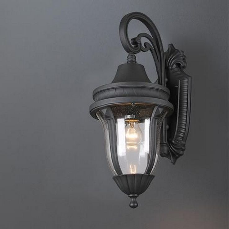 97 Choices Unique Elegant Lighting LED Outdoor Wall Sconce For Modern Exterior House Designs 17