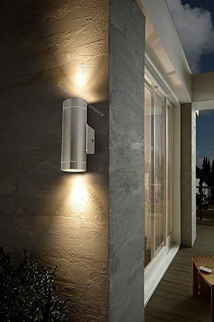 97 Choices Unique Elegant Lighting LED Outdoor Wall Sconce For Modern Exterior House Designs 30