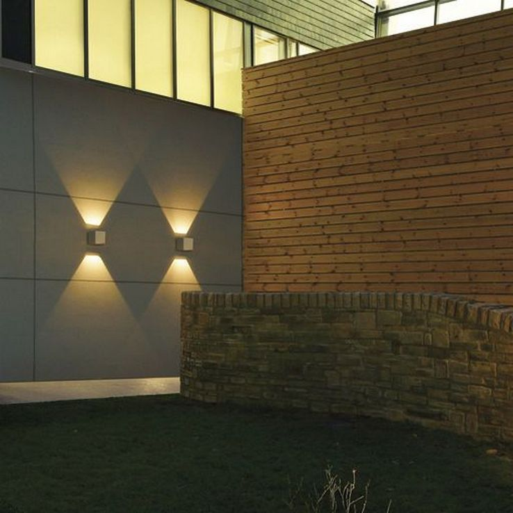 97 Choices Unique Elegant Lighting LED Outdoor Wall Sconce For Modern Exterior House Designs 97