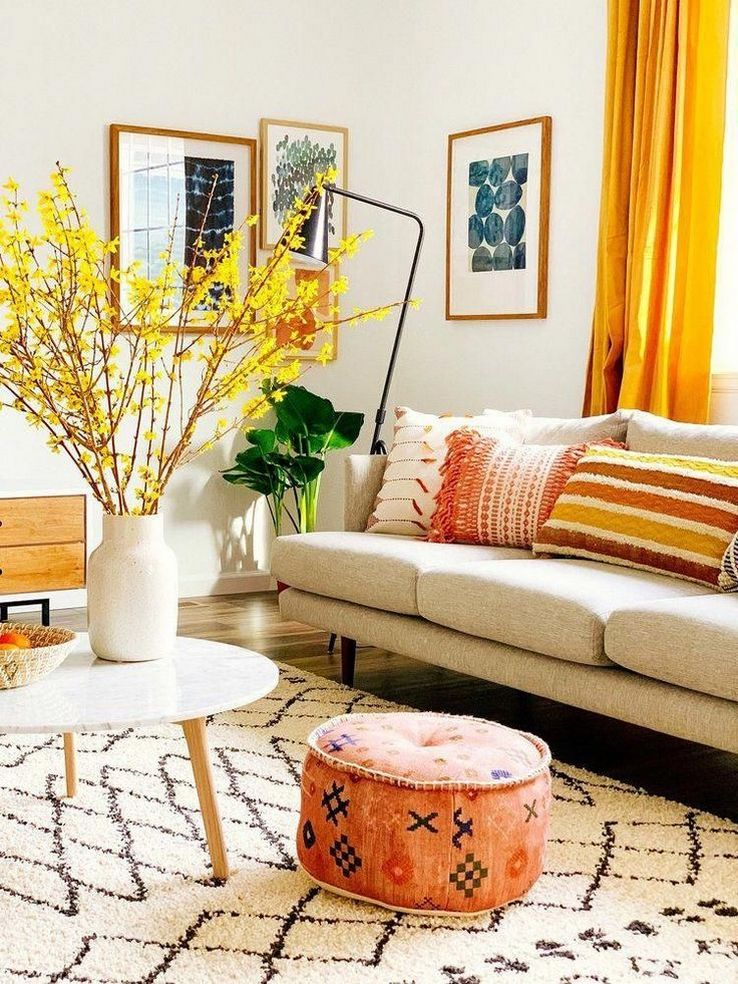 39 Layout Designs Residing Space Heat And Cozy – Suggestions