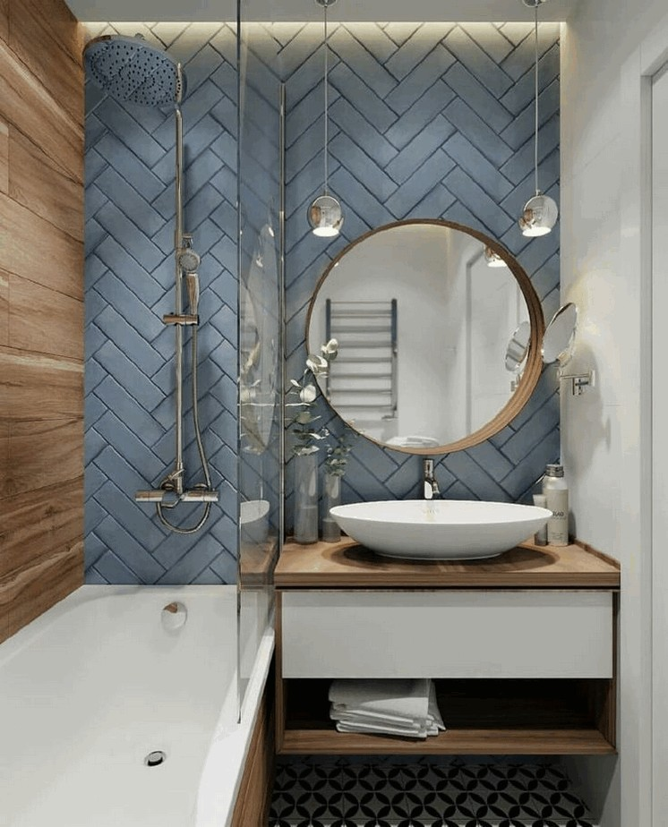 45 amazing small bathroom designs and ideas 44