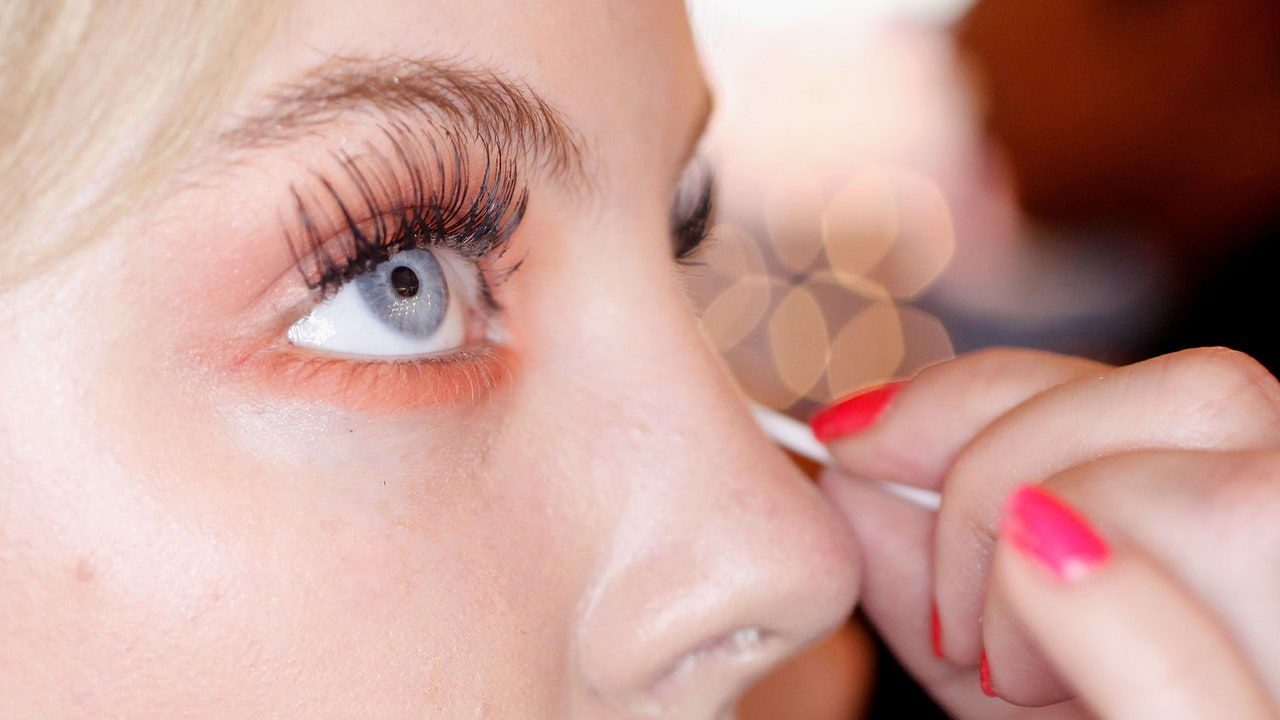 Do Not Give Yourself a Lash Lift at Home — Expert Insight