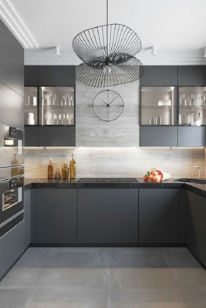 33 Modern Day Kitchen Layout That Will Encourage Your Luxurious Inside 5 Necessary Elements Vrogue Co