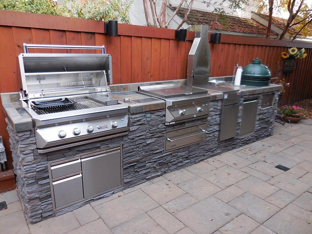 7 Tips Simple For Choosing The Perfect Outdoor Kitchen Grills 10
