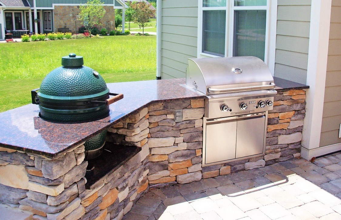 7 Tips Simple For Choosing The Perfect Outdoor Kitchen Grills 13