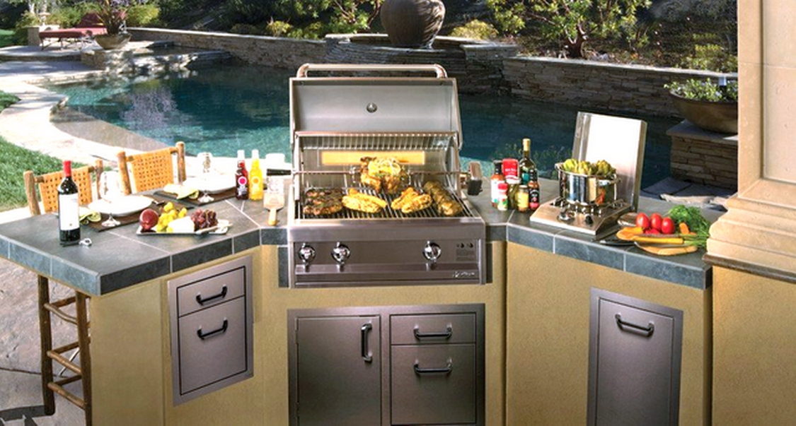 7 Tips Simple For Choosing The Perfect Outdoor Kitchen Grills 18