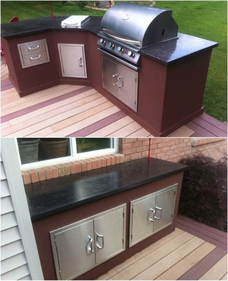 7 Tips Simple For Choosing The Perfect Outdoor Kitchen Grills 2