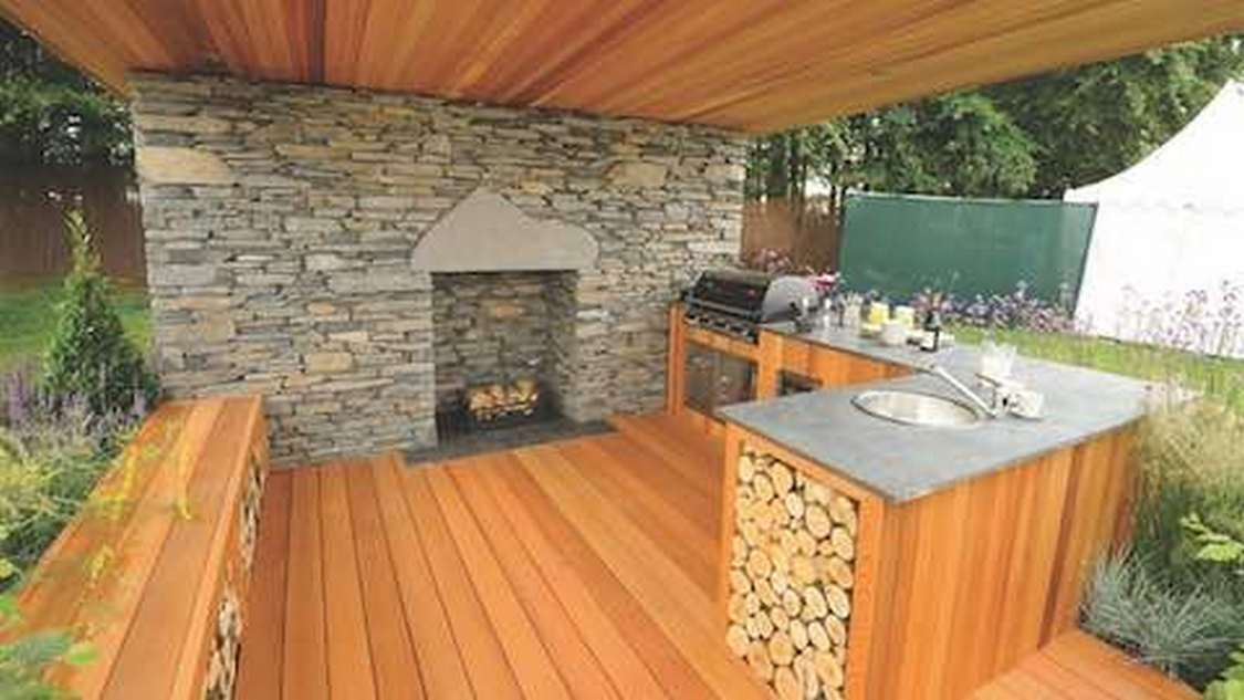 7 Tips Simple For Choosing The Perfect Outdoor Kitchen Grills 31