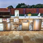 7 Tips Simple For Choosing The Perfect Outdoor Kitchen Grills 32