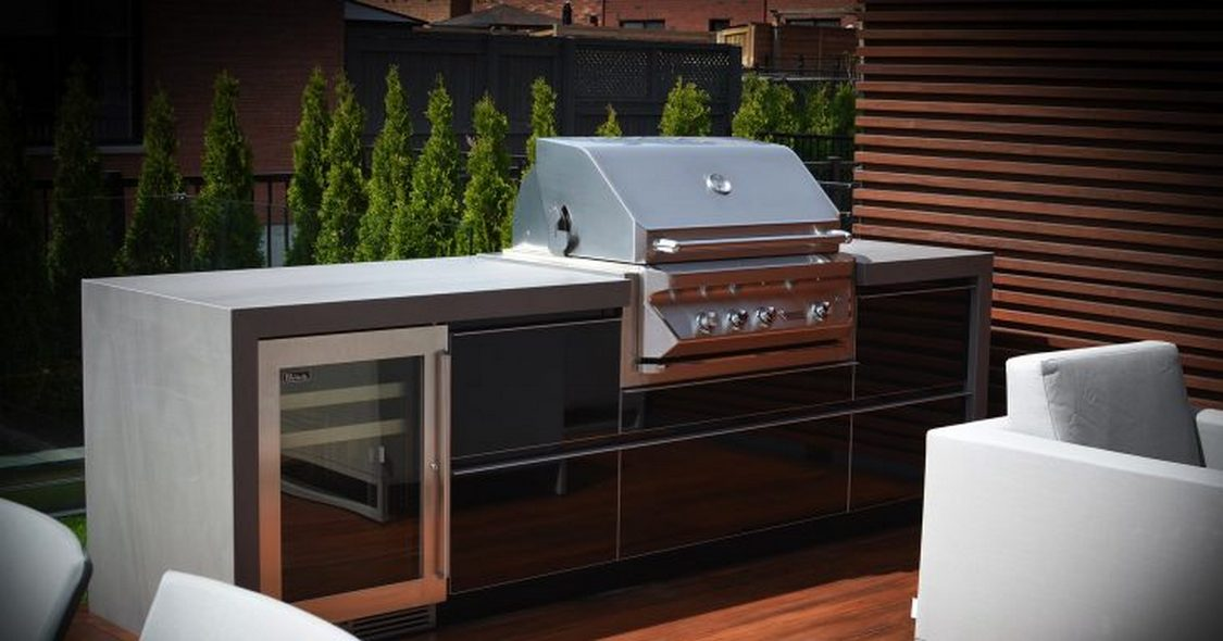 7 Tips Simple For Choosing The Perfect Outdoor Kitchen Grills 35