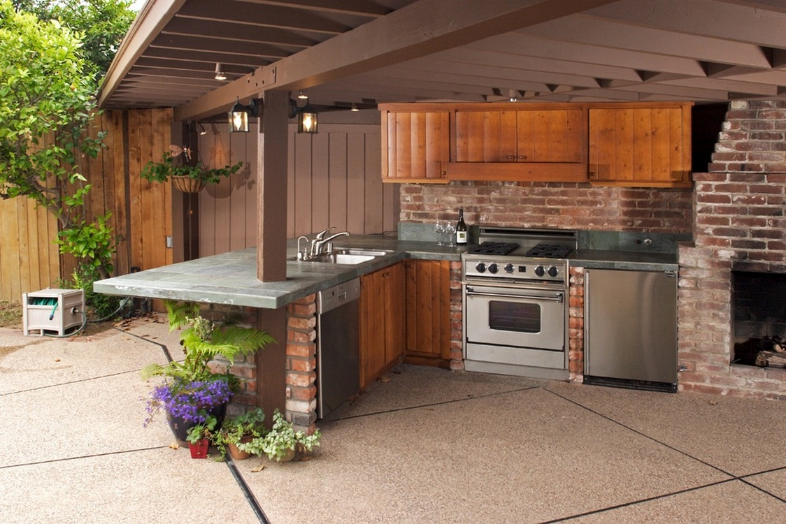 7 Tips Simple For Choosing The Perfect Outdoor Kitchen Grills 40