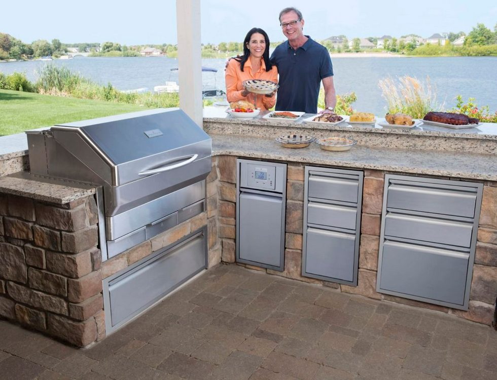 7 Tips Simple For Choosing The Perfect Outdoor Kitchen Grills 46