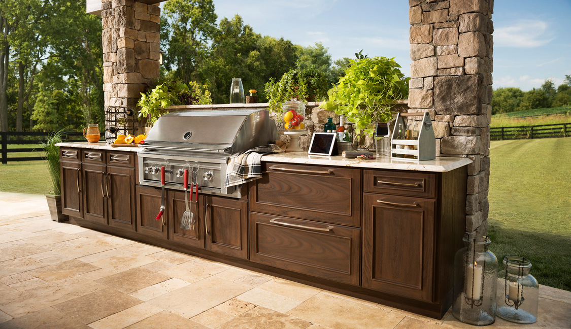 7 Tips Simple For Choosing The Perfect Outdoor Kitchen Grills 59