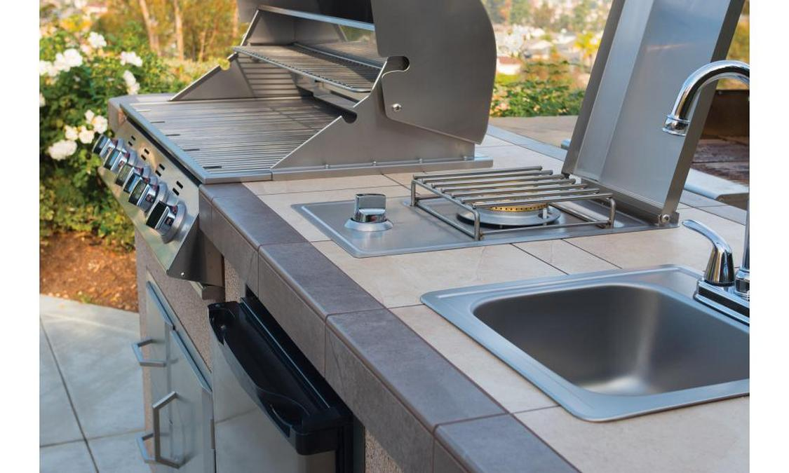 7 Tips Simple For Choosing The Perfect Outdoor Kitchen Grills 67