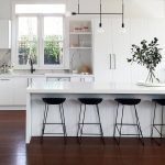 Beautifull Totally Modern Black And White Kitchen 14