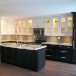 Beautifull Totally Modern Black And White Kitchen 30