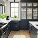 Beautifull Totally Modern Black And White Kitchen 39