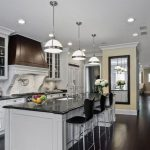 Beautifull Totally Modern Black And White Kitchen 64