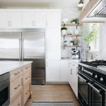 Beautifull Totally Modern Black And White Kitchen 9