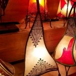 Breathtakingly Beautiful Moroccan Henna Lamps 38