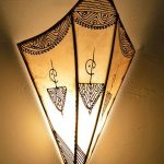Breathtakingly Beautiful Moroccan Henna Lamps 39