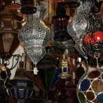 Breathtakingly Beautiful Moroccan Henna Lamps 5