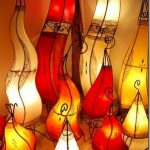 Breathtakingly Beautiful Moroccan Henna Lamps 59