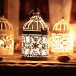 Breathtakingly Beautiful Moroccan Henna Lamps 63