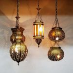 Breathtakingly Beautiful Moroccan Henna Lamps 64